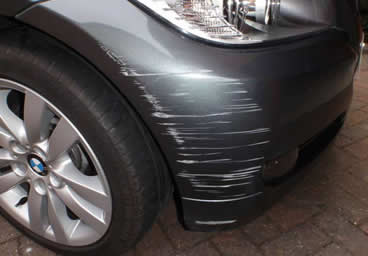 How Do You Repair A Scratch On Your Car